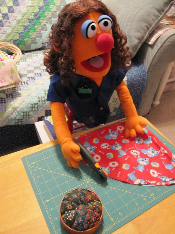 Surgical cap tutorial | Fauquier County Quilters